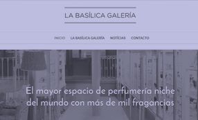 la basilica galeria